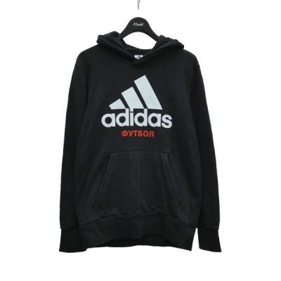 adidas×Gosha Rubchinskiy フーディ ブラック サイズ:M (堅田店) 210429