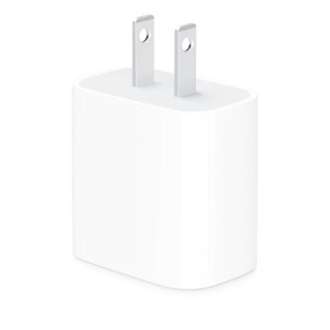 【快速出貨】Apple 原廠 20W USB-C 電源轉接器 (MHJA3TA/A) 白