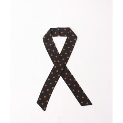 SMIR NASLI / ドットネックスカーフ WOMEN 財布/小物 > バンダナ/スカーフ
