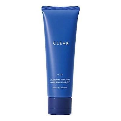 ORBIS(オルビス) [医薬部外品] クリアウォッシュ 洗顔料 ニキビ予防 無香料 120g