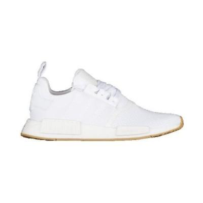 (取寄)アディダス メンズ オリジナルス NMD R1Men's adidas Originals NMD R1 White White Gum