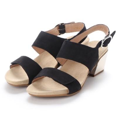 ヨーロッパコンフォートシューズ EU Comfort Shoes Benvado サンダル(41003) (ブラック)