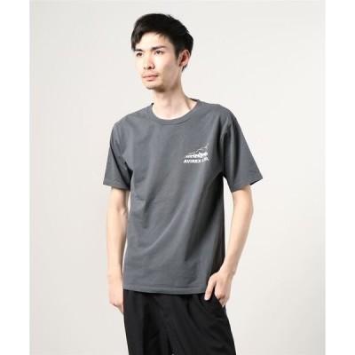 tシャツ Tシャツ フェードウォッシュTシャツ ラックランド/FADE WASH T-SHIRT LACKLAND/AVIREX/アヴィレックス