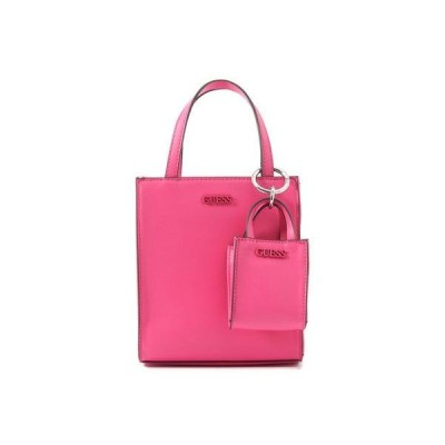 ゲス GUESS PICNIC Mini Tote (PINK)