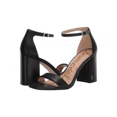Sam Edelman サムエデルマン レディース 女性用 シューズ 靴 ヒール Daniella - Black Dress Nappa Leather