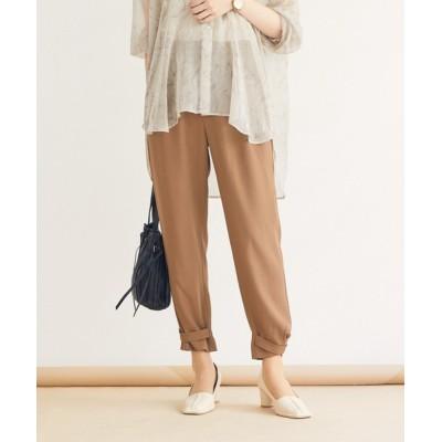 archives / 裾タブ付きパンツ WOMEN パンツ > パンツ