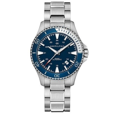 ハミルトン メンズ 腕時計 アクセサリー Khaki Navy Scuba Automatic Bracelet Watch