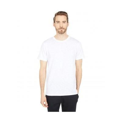 Alternative オルタネイティブ メンズ 男性用 ファッション Tシャツ Fillmore Organic Cotton Slub T-Shirt - White