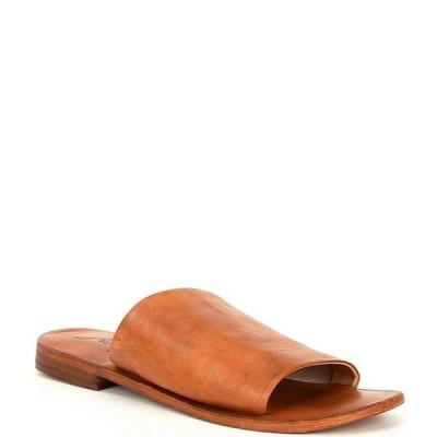 フリーピープル レディース サンダル シューズ Vicente Leather Slide Sandals