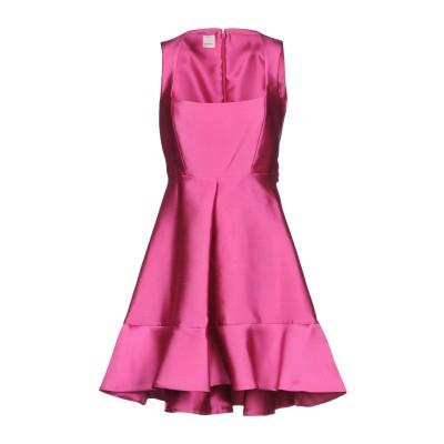 ピンコ PINKO ミニワンピース&ドレス フューシャ 40 100% ポリエステル ミニワンピース&ドレス