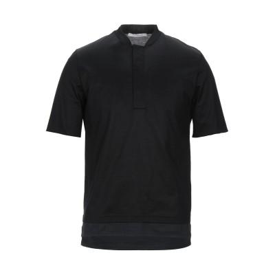 LOW BRAND T シャツ ブラック 1 コットン 100% T シャツ