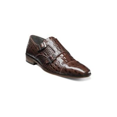 フォーマルシューズ ステーシーアダムス Stacy Adams 25117-221-110M Men's Golato Cognac Shoe, 11M Size