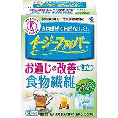 小林製薬 特定保健用食品(トクホ)イージーファイバー(30包) イージーファイバートクホ30ホウ