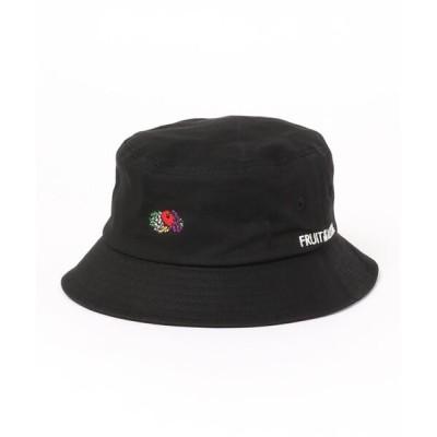FRUIT OF THE LOOM / KIDS LOGO EMB BUCKET HAT KIDS 帽子 > ハット