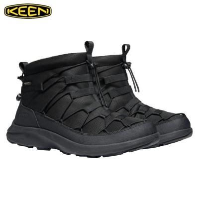 キーン ユニーク チャッカブーツ メンズ KEEN UNEEK SNK CHUKKA WP MEN 1023553 ブーツ ウインターブーツ シューズ 靴 冬
