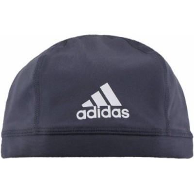 アディダス メンズ 帽子 アクセサリー adidas Football Skull Cap Steel/White