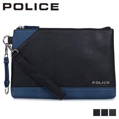 ポリス POLICE バッグ クラッチバッグ セカンドバッグ メンズ URBANO CLUTCH B