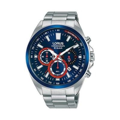 Lorus Sport Man Mens Analog Quartz Watch with Stainless Steel Bracelet RT377HX9