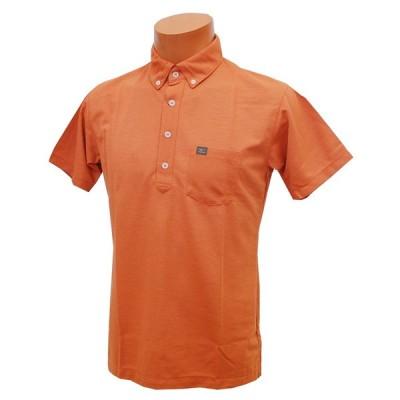 ミズノMIZUNO アウトドア メンズ「アイスタッチ カノコ半袖ポロシャツ」73EF-01353