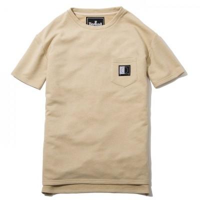 Deviluse Sweat T-shirts(Natural)