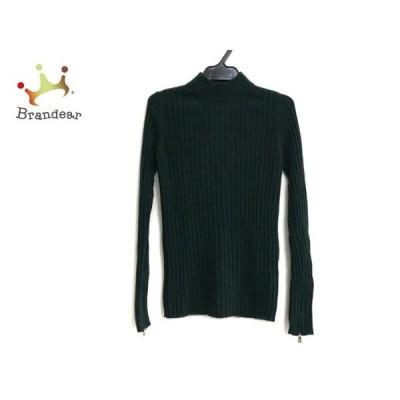 トリーバーチ TORY BURCH 長袖セーター サイズXS レディース ダークグリーン 新着 20200422