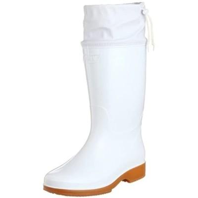 NISSHIN RUBBER 安全靴 HyperV #4200 白 シロ/26(シロ, 26.0 cm)