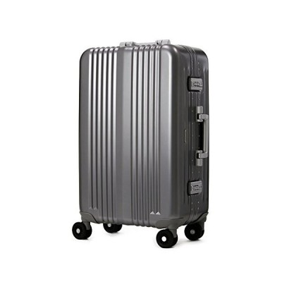 LEGEND WALKER スーツケース キャリーケース 4輪 TSAロック 一枚成型アルミニウム合金ボディ ワイドフレームハードケース 5