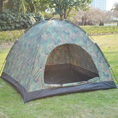 テント アウトドア用品 3 4人用 大型 3人用 四人 4人用 キャンプ バーベキュー レジャー ドーム 持ち運び 折りたたみ 防災 おしゃれ かわい