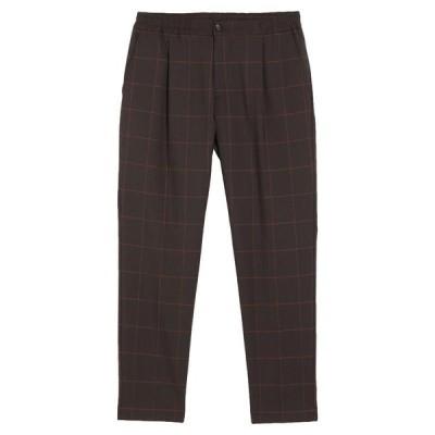 BE ABLE パンツ  メンズファッション  ボトムス、パンツ  その他ボトムス、パンツ ダークブラウン