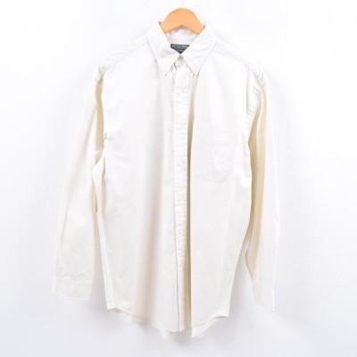 ラルフローレン Ralph Lauren POLO JEANS COMPANY 長袖 ボタンダウンシャツ メンズM 【中古】 【191012】 /wbh4563