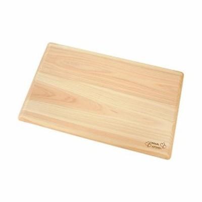 ダイワ産業 らくらく軽量ひのきまな板 中 39×24cm 1個
