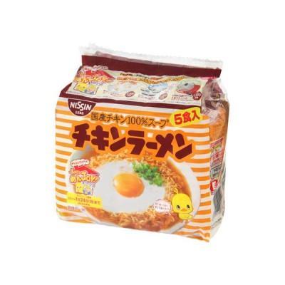 日清食品 チキンラーメン 5食パック 85gX5袋 x6 *