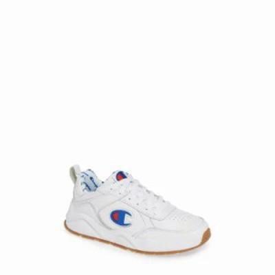 チャンピオン スニーカー 93 Eighteen Sneaker White