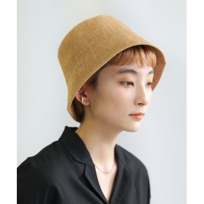 select MOCA / 2021 SS ペーパーバゲットハット WOMEN 帽子 > ハット