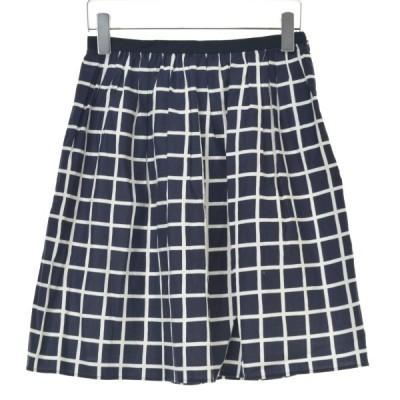 BALLSEY / ボールジー チェック スカート