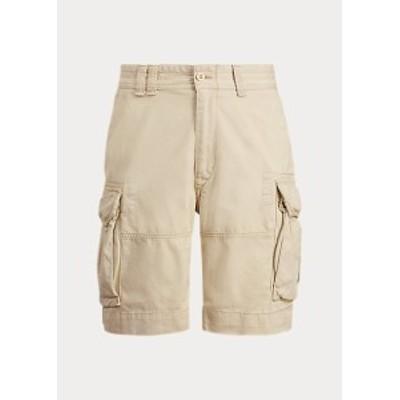 ポロ ラルフローレン メンズ Polo Ralph Lauren Classic Fit Cargo Short ハーフパンツ ショーツ Tan