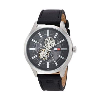 [トミーヒルフィガー] 腕時計 1791641 メンズ 並行輸入品 ブラック