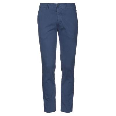 DIMATTIA パンツ ブルー 44 コットン 97% / ポリウレタン 3% パンツ