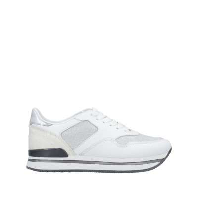 ホーガン HOGAN スニーカー&テニスシューズ(ローカット) ホワイト 36.5 革 / 紡績繊維 スニーカー&テニスシューズ(ローカット)