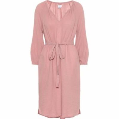 ベルベット グラハムandスペンサー Velvet レディース ワンピース ミドル丈 ワンピース・ドレス kandra cotton midi dress Beauty