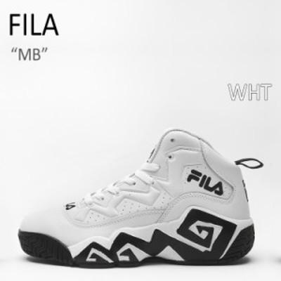 FILA MB/White【フィラ】【マッシュバーン】【F1XKX5261】 シューズ