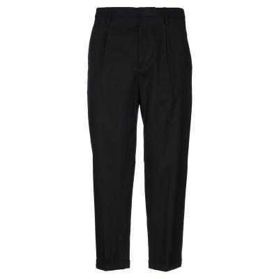 ドンダップ DONDUP パンツ ブラック 31 バージンウール 99% / ポリウレタン 1% パンツ