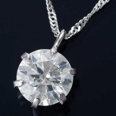 純プラチナ 0.5ct ダイヤモンド ペンダント ネックレス スクリューチェーン メーカーより直送いたします ※沖縄・離島への配送はできませ