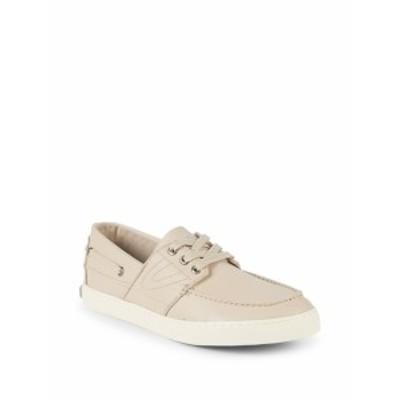 トレトン メンズ シューズ ローファー Motto5 Boat Shoes