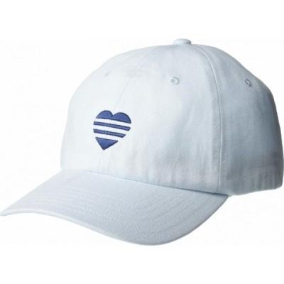 アディダス adidas Golf レディース 帽子 3-Stripe Heart Hat Sky Tint