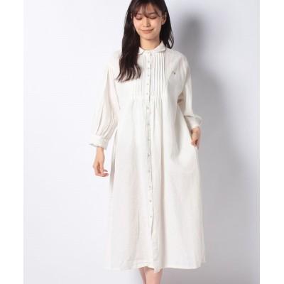 【サマンサ モスモス】 35th SA刺繍ワンピース レディース オフ F Samansa Mos2