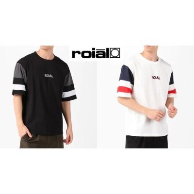 roial Tシャツ サーフ ロイアル BANSHEE メンズ T 半袖 メンズ アメリカン ビッグシルエット 大きい MDT01