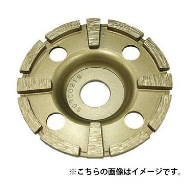 日立 ダイヤモンドカップホイール 平面研削用 0032-6740 カップ ダブルタイプ 長寿命 外径100mm 穴径20mm 使用方法乾式 中仕上げ用 HiKOKI ハイコーキ
