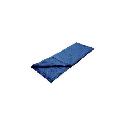 洗える寝袋 ブルー