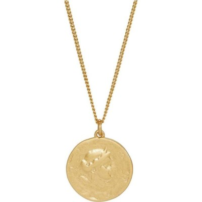 メイドウェル Madewell レディース ネックレス ジュエリー・アクセサリー Ancient Coin Necklace Vintage Gold